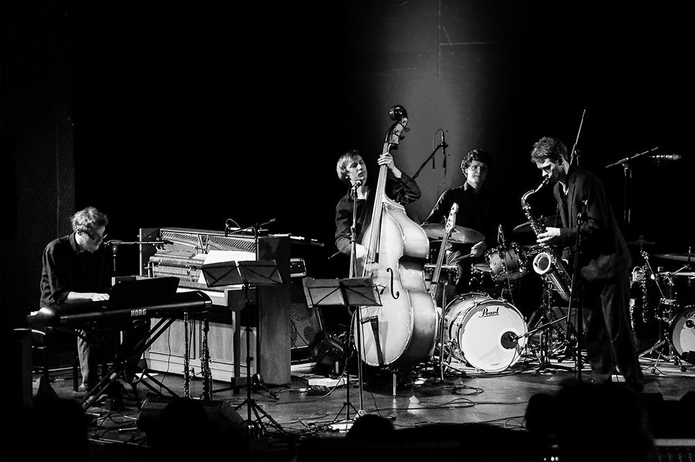 Philipp Rücker Quartett