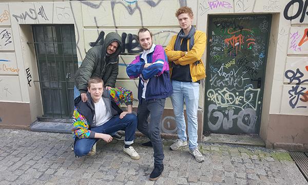 Neon Quartett